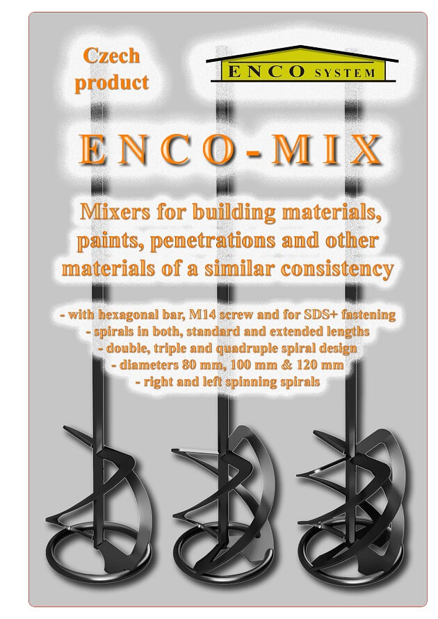 Mixer Enco-Mix